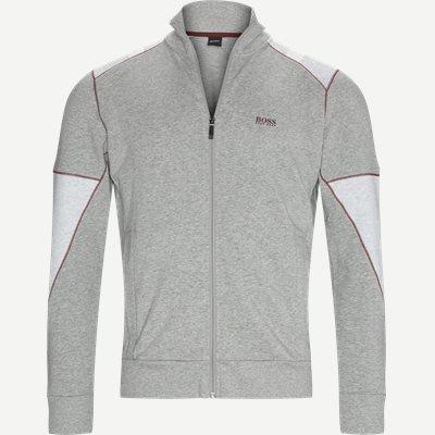 Skaz 1 Zip Sweatshirt Regular | Skaz 1 Zip Sweatshirt | Grå